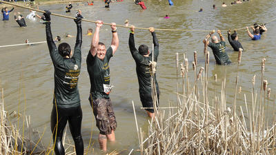 Philadelphia Tough Mudder really in the Lehigh Valley