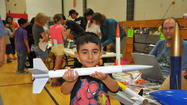 The Family Science Night for Salt Creek School District 48 students and parents was a smorgasbord of all things science.