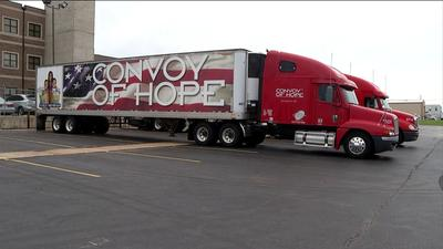 Convoy of Hope in Moore offering emergency relief