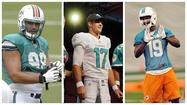 The media got the first sneak peek at the 2013 Miami Dolphins today, and there were a few lasting imagines, impressions and observations.