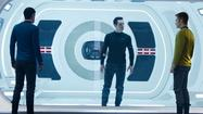 'Star Trek Into Darkness' a worthy enterprise, critics say
