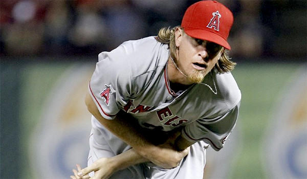 Jered Weaver could rejoin the Angels' rotation next week, according to Manager Mike Scioscia. He suffered a fractured left elbow on April 7.