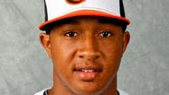 The Orioles' top position prospect, Jonathan Schoop, was scheduled to see back specialist Lee Riley at Johns Hopkins on Tuesday to receive further evaluation on a lower back strain that has landed him on the seven-day minor league disabled list.