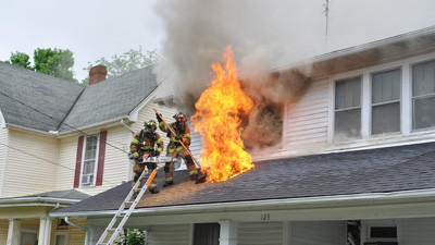 College Street fire under investigation
