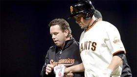 Giants' Ryan Vogelsong has surgery on hand