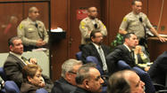 The Los Angeles County district attorney's office plans to retry the case against Bell council members accused of misappropriating public funds by overpaying themselves for sitting on city boards and authorities that rarely met, according to defense attorneys connected with the case.