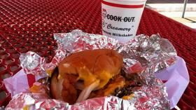 Cook-Out touts chicken sandwich, milkshakes