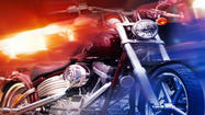 Roanoke City Police are investigating the cause of a motorcycle wreck that sent one man to the hospital on Tuesday.
