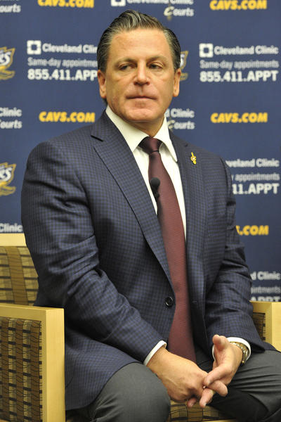Cavaliers owner Dan Gilbert. (USA Today Sports Photo)