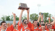 Fallston defends Class 2A-1A boys lacrosse title with win over Patterson Mill