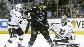 Kings vs. San Jose Sharks: Game 4 [live updates]