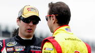 NASCAR has brotherly love-hate for Kyle, Kurt Busch
