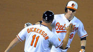 Nate McLouth's walk-off homer against Yankees snaps Orioles' skid