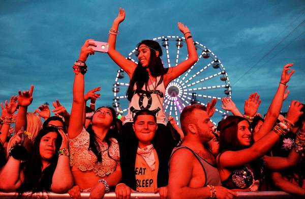 Insomniac, the company that produces Electric Daisy Carnival, brought the electronic dance music show to New York last weekend.