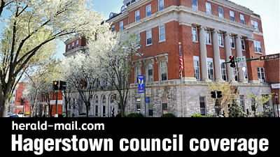 Hagerstown budget approved with no change in tax rates