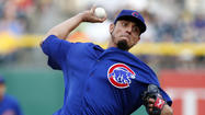 Cubs bullpen blows Garza's excellent comeback