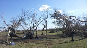Pictures: KY3's Emily Wood reports from Moore, Oklahoma