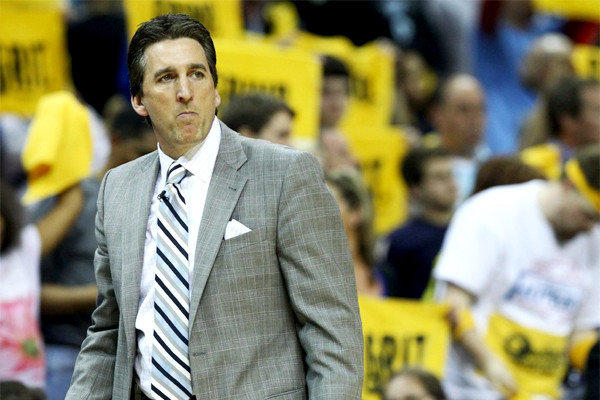 The Clippers will carry on without Vinny Del Negro, who led the team to its first Pacific Division title, after the team decided to part ways with the coach.