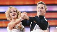 """Dancing With the Stars"" handed out that ugly mirrorball trophy again Tuesday night."
