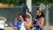 Nazareth vs. Southern Lehigh in District 11 girls semifinal lacrosse tournament.