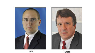 Zook, Evans lead primary races for Pa. judgeship