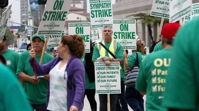 UC hospitals cancel surgeries, divert patients amid strike