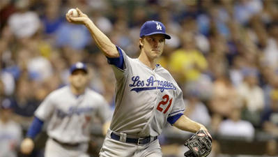 Zack Greinke has first loss to Brewers at Miller Park, 5-2