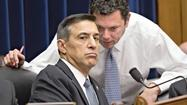 Rep. Issa tested by the spotlight