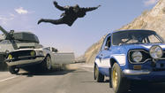 "It didn't have to be like this. In the age of green screens and VFX houses, filmmakers responsible for the sixth installment of the ""Fast & Furious"" franchise didn't have to actually destroy hundreds of cars."
