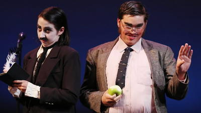 Orlando Fringe review: 'Poe & Mathews: A Misadventure in the Middle of Nowhere'
