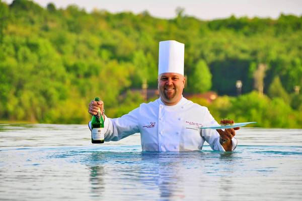 Chef Brent Wertz, executive chef of Nemacolin Woodlands Resort in Farmington, is conducting a culinary demonstration focused on cooking with beer during the upcoming Lehigh Valley Food and Wine Festival.