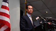 NEW YORK (Reuters) - Two years after resigning from Congress in a lewd photo scandal, former U.S. Representative Anthony Weiner announced in a video message early on Wednesday he is running for New York City mayor.