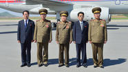 "SEOUL/BEIJING (Reuters) - North Korea sent one of its top military officials as a ""special envoy"" from its leader Kim Jong-un to Beijing on Wednesday, accompanied by a high-powered delegation in what appeared to be a bid to mend frayed relations with its most important ally."