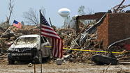 By Tuesday morning, they began collecting donations in town offices for families ravaged by the Oklahoma tornadoes.
