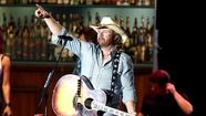 Toby Keith Planning Benefit For Oklahoma Hometown
