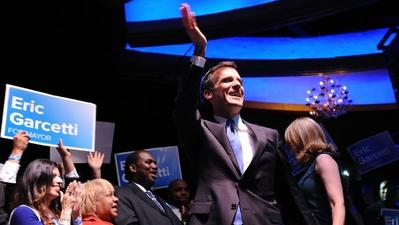 L.A. mayor's race: It's Eric Garcetti by wide margin