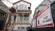 Chicago-area home sales, prices improve in April