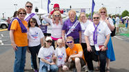 Families, friends and co-workers all came together at the 5th annual Relay For Life of East Hartford sponsored by United Technologies at Rentschler Field on May 18. More than 500 people comprising 61 teams participated in the 11-hour walk marathon and helped raise more than $260,000.