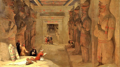 Yale Gets Egyptomania