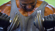 Lack of strength training is most common U.S. health vice