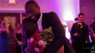 Dwyane Wade goes to prom