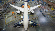 Boeing expects 787 battery retrofits to be done next week
