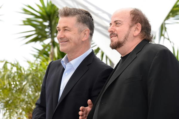 Alec Baldwin and James Toback