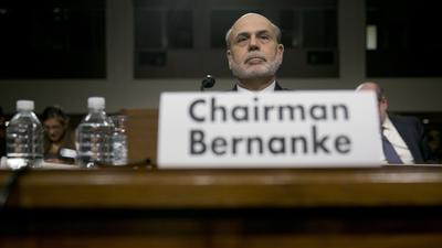 Bernanke warns against scaling back Fed stimulus too soon
