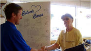WWII Veteran Visits Culver's of Schaumburg