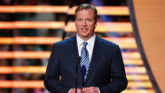 NFL commissioner Roger Goodell suggested Tuesday that the NFL Draft might move out of the New York in the future.
