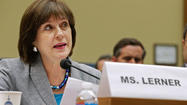 Top IRS official pleads the 5th Amendment at testy House hearing