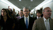 Apple Chief Executive Tim Cook disclosed during a Senate hearing Tuesday that the tech giant will invest more than $100 million to build a factory in the Lone Star State, where it will assemble a line of Mac computers.