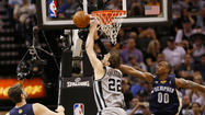 Spurs vs. Grizzlies, game two