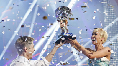 'Dancing With the Stars' Season 16 results recap: And the winner is...